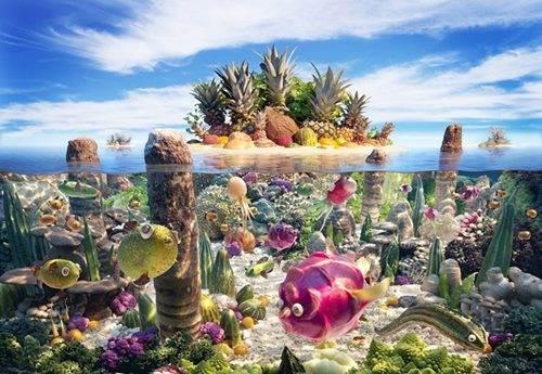10 cảnh sắc tuyệt đẹp có thể... ăn được - 10