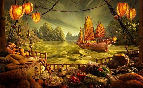 10 cảnh sắc tuyệt đẹp có thể... ăn được - 9