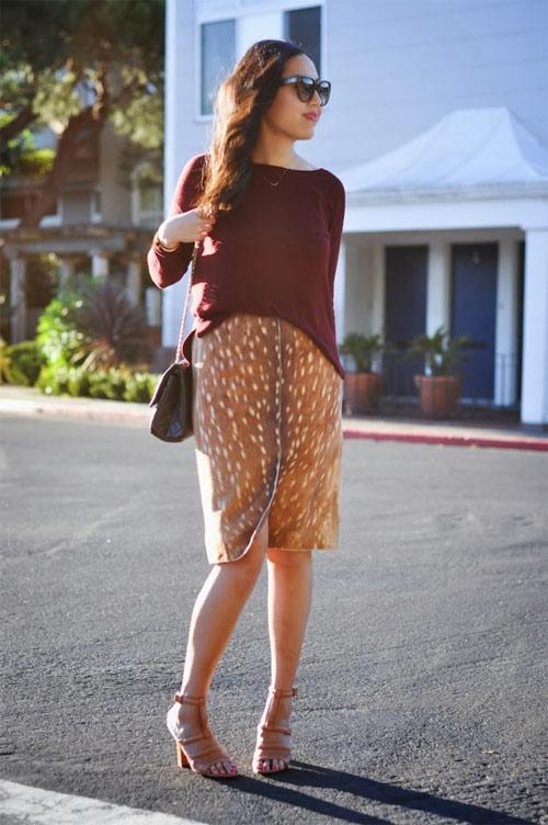 Một phụ nữ sành điệu sẽ mặc gì khi tới sở? - 11
