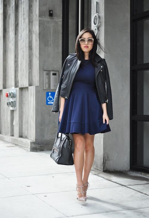 Một phụ nữ sành điệu sẽ mặc gì khi tới sở? - 14