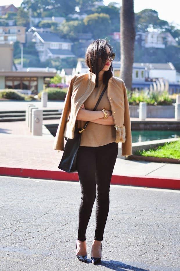 Một phụ nữ sành điệu sẽ mặc gì khi tới sở? - 5