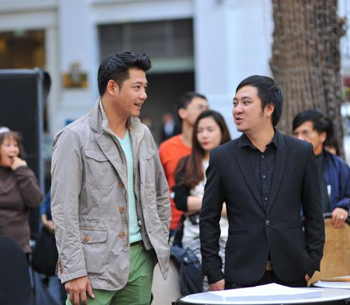 Hòa nhạc đường phố thu hút nghệ sĩ Việt - 4