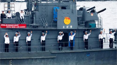 Lính cảm tử Triều Tiên đánh đắm tàu Hàn Quốc? - 2