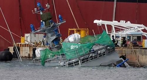 Lính cảm tử Triều Tiên đánh đắm tàu Hàn Quốc? - 1