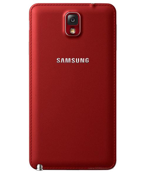 Ra mắt Galaxy Note 3 màu đỏ và vàng hồng - 2