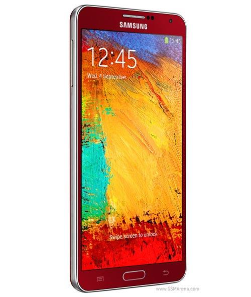 Ra mắt Galaxy Note 3 màu đỏ và vàng hồng - 3