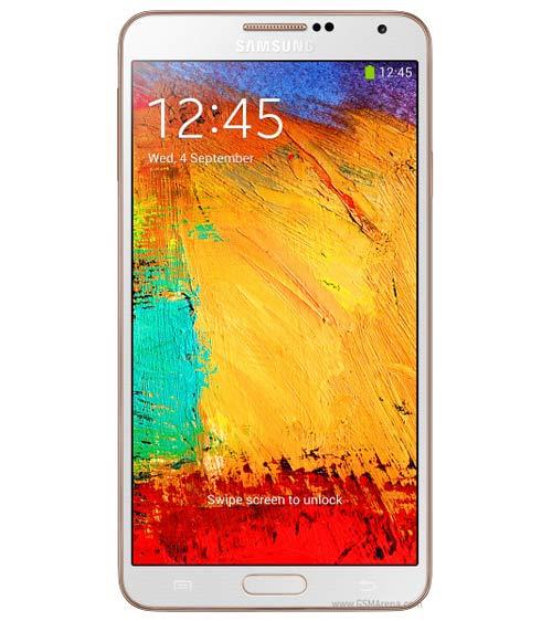 Ra mắt Galaxy Note 3 màu đỏ và vàng hồng - 4