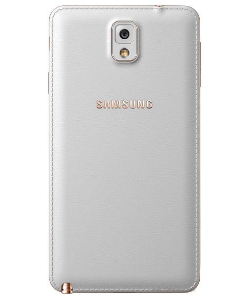 Ra mắt Galaxy Note 3 màu đỏ và vàng hồng - 5