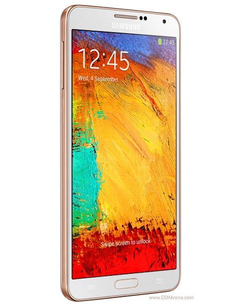 Ra mắt Galaxy Note 3 màu đỏ và vàng hồng - 6