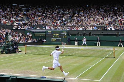 Nadal: Loạt tie-break kinh điển với Federer (Kỳ 52) - 2