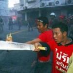 Tin tức trong ngày - Biểu tình tại Thái Lan đã thành bạo lực đẫm máu