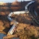 Tin tức trong ngày - Mỹ: Tàu hỏa trật bánh, gần 70 người thương vong