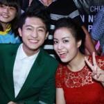Phim - Hoàng Thùy Linh rạng rỡ quảng bá Thần tượng