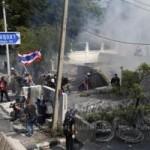 """Tin tức trong ngày - Clip: Thủ đô Thái Lan thành """"chiến trường"""""""