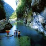 Du lịch - Hẻm núi đá cẩm thạch tuyệt đẹp ở Đài Loan