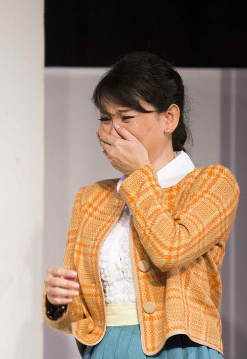 """Nguyệt Ánh """"lột xác"""" trên sân khấu kịch - 13"""