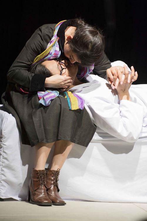 """Nguyệt Ánh """"lột xác"""" trên sân khấu kịch - 5"""
