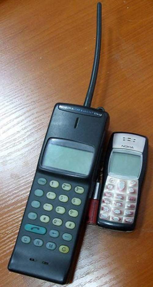 Nokia tung clip 150 năm phát triển của hãng - 1