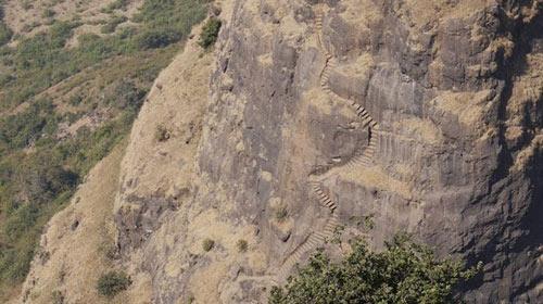 Pháo đài cổ trên cao nguyên lộng gió ở Ấn Độ - 5