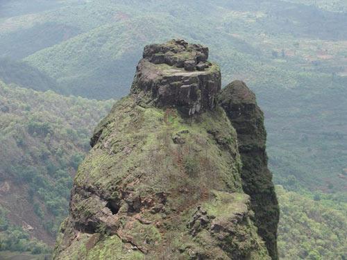 Pháo đài cổ trên cao nguyên lộng gió ở Ấn Độ - 1