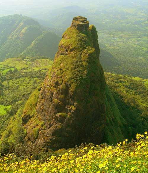 Pháo đài cổ trên cao nguyên lộng gió ở Ấn Độ - 9