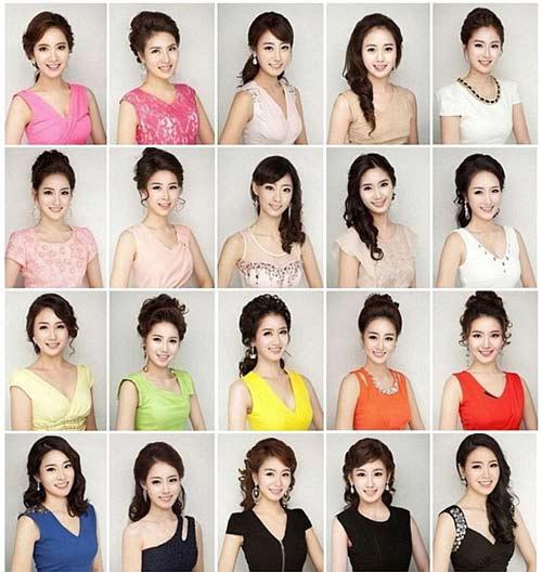 """Hoa hậu Hàn ngập tràn """"sản phẩm"""" thẩm mỹ - 3"""
