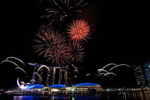 Du lịch Singapore - Đếm ngược năm mới 2014 - 5