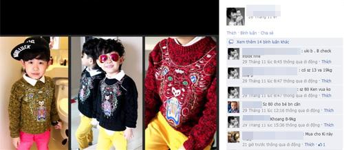 Bán quần áo online, tháng lãi trăm triệu - 2