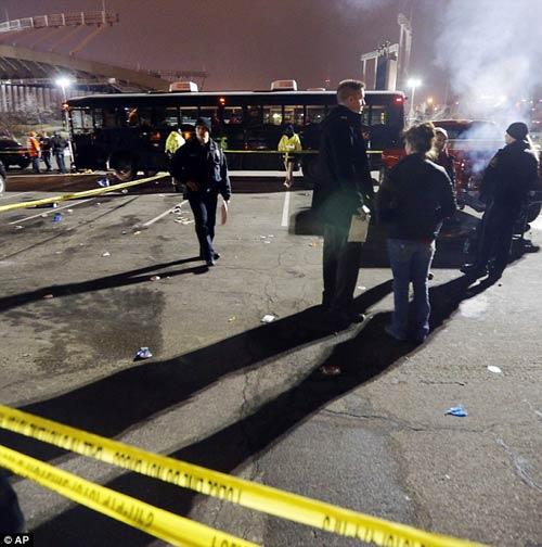 Một CĐV thiệt mạng trong vụ ẩu đả ở Mỹ - 1