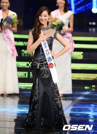 """Hoa hậu Hàn ngập tràn """"sản phẩm"""" thẩm mỹ - 6"""