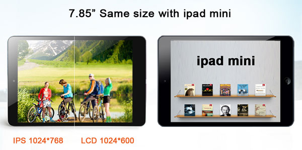 """""""Sốt hàng"""" máy tính bảng IBUY S785 16GB siêu nét - 8"""