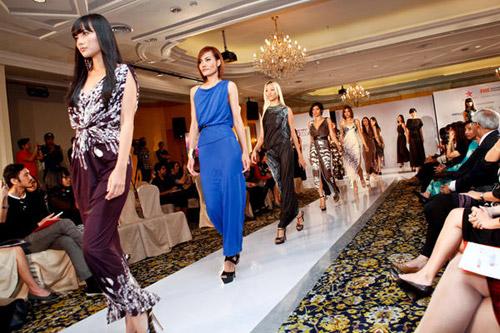 Phan Như Thảo ấn tượng tại Singapore - 4
