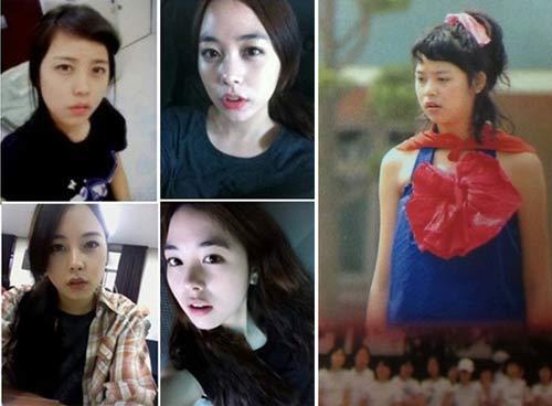 """Hoa hậu Hàn ngập tràn """"sản phẩm"""" thẩm mỹ - 5"""