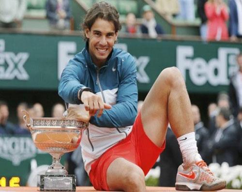 Du đấu 1 tuần, Nadal kiếm hơn 200 tỷ - 1