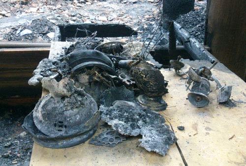 Bộ Công an vào cuộc vụ cháy đền thờ Lê Lai - 5