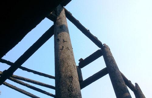 Bộ Công an vào cuộc vụ cháy đền thờ Lê Lai - 7