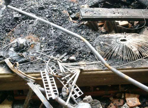 Bộ Công an vào cuộc vụ cháy đền thờ Lê Lai - 9