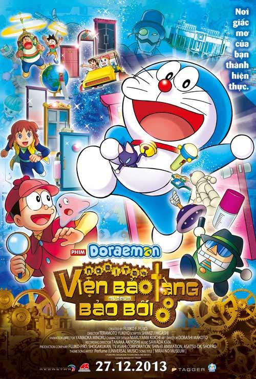 Nobita và Doreamon trở lại màn ảnh - 4