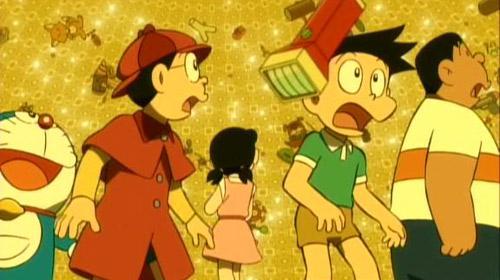 Nobita và Doreamon trở lại màn ảnh - 2
