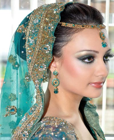 Ngắm kiệt tác tóc tết Ấn Độ - 6