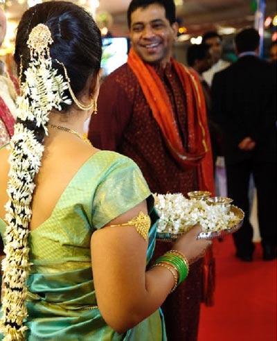 Ngắm kiệt tác tóc tết Ấn Độ - 9
