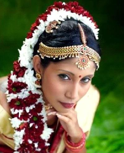 Ngắm kiệt tác tóc tết Ấn Độ - 10