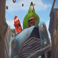 Phim hoạt hình Larva: Hulk