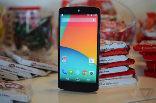 Nexus 5 sắp về Việt Nam giá gần gấp đôi - 2