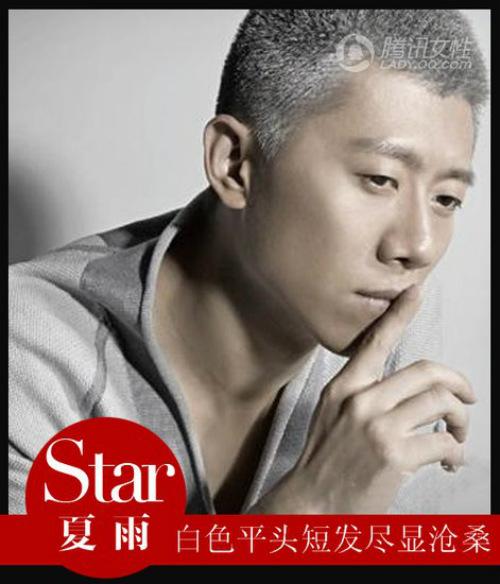 """10 chàng """"bạch phát ma"""" showbiz Hoa Hàn - 6"""