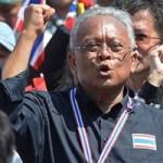 Tin tức trong ngày - Thái Lan: Lãnh đạo biểu tình kêu gọi chiếm trụ sở cảnh sát