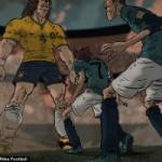 Bóng đá - David Luiz hóa siêu anh hùng giải cứu Brazil