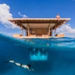 Du lịch - Ngủ với cá ở khách sạn dưới lòng đại dương