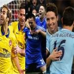 Bóng đá - Chỉ Chelsea&Man City đủ sức đua với Arsenal