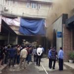 Tin tức trong ngày - Đóng cửa Zone 9 sau vụ cháy làm 6 người chết